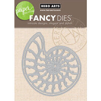 Hero Arts - Fancy Dies - Nautilus with Frame