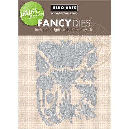 Hero Arts - Fancy Dies - Curiosities Silhouette