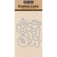 Hero Arts - Frame Cuts - Dies - Out of this World Christmas