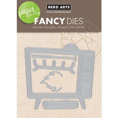 Hero Arts - Fancy Dies - 1950s Television