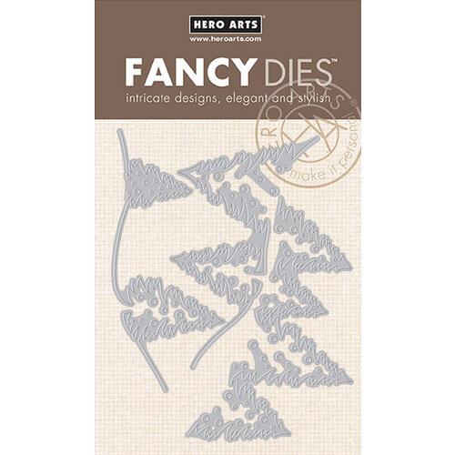 Hero Arts - Fancy Dies - Tri-fold Edge Winter Pine