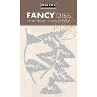 Hero Arts - Fancy Dies - Tri-fold Edge Winter Pine