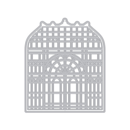 Hero Arts - Fancy Dies - Victorian Greenhouse with Frame