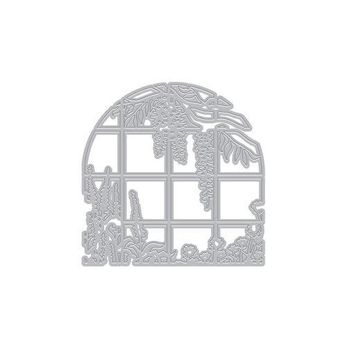 Hero Arts - Fancy Dies - Window on the Garden