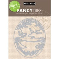 Hero Arts - Fancy Dies - Earth Nature with Frame