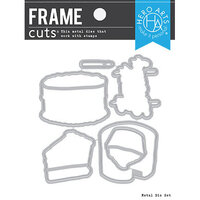 Hero Arts - Frame Cuts - Time for Cake