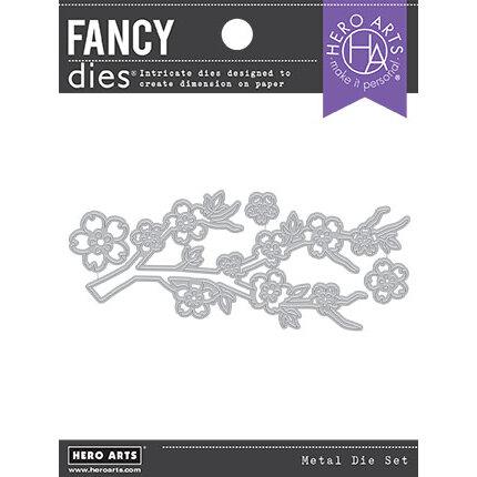 Hero Arts - Fancy Dies - Cherry Blossom