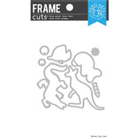 Hero Arts - Frame Cuts - Patterned Animals
