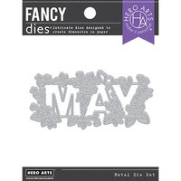 Hero Arts - Fancy Dies - May Word