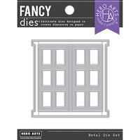 Hero Arts - Fancy Dies - Paper Layering Window Shutters