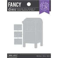 Hero Arts - Fancy Dies - US Mailbox
