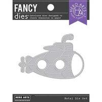Hero Arts - Fancy Dies - Submarine