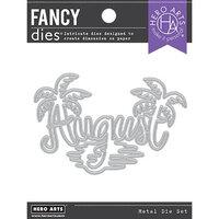 Hero Arts - Fancy Dies - August