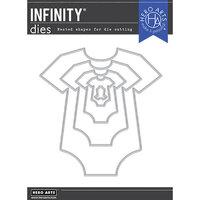Hero Arts - Dies - Onesie Infinity Dies