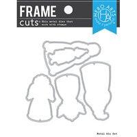 Hero Arts - Frame Cuts - Dies - Christmas Folks