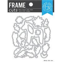 Hero Arts - Frame Cuts - Dies - Dala Horse