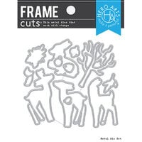 Hero Arts - Frame Cuts - Dies - Love You Deerly