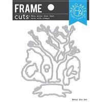 Hero Arts - Frame Cuts - Dies - Winter Tree and Animals