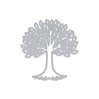 Hero Arts - Fancy Dies - Tree With Roots