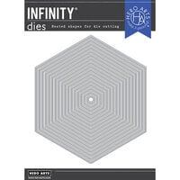 Hero Arts - Infinity Dies - Nesting Hexagon