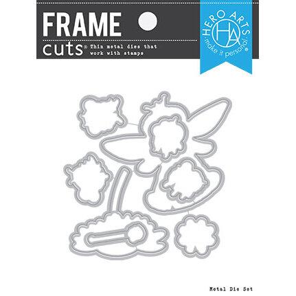 Hero Arts - Frame Cuts - Dies - Bee the Queen