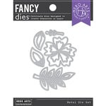 Hero Arts - Fancy Dies - Hibiscus