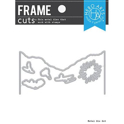 Hero Arts - Frame Cuts - Waterfall Heroscape