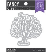 Hero Arts - Fancy Dies - Tree of Knowledge