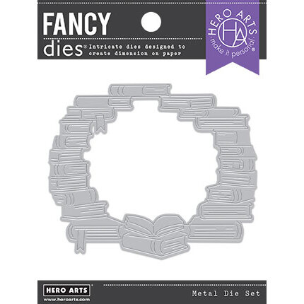Hero Arts - Fancy Dies - Book Window