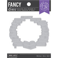 Hero Arts - Fancy Dies - Book Window