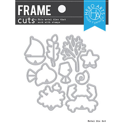 Hero Arts - Dies - Frame Cuts - Graphic Reef