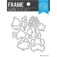 Hero Arts - Frame Cuts - Dies - Graphic Reef