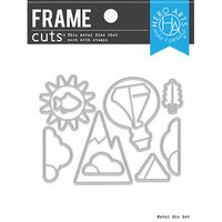 Hero Arts - Frame Cuts - Dies - You Lift Me Up