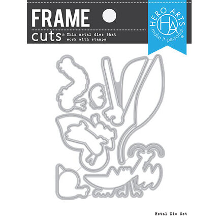 Hero Arts - Dies - Frame Cuts - Bug You
