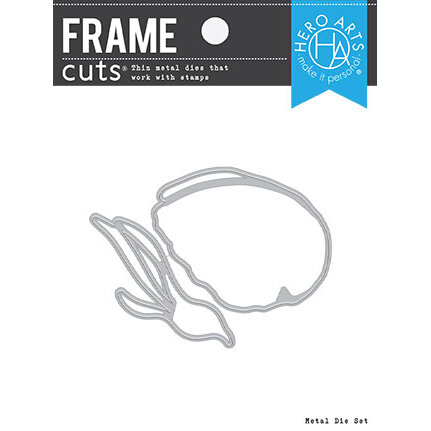 Hero Arts - Frame Cuts - Dies - Color Layering Abalone