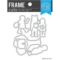 Hero Arts - Frame Cuts - Dies - Little Red Riding Hood