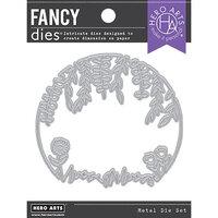 Hero Arts - Fancy Dies - Forest Vines Window