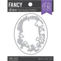 Hero Arts - Fancy Dies - Mushroom Forest