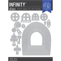 Hero Arts - Infinity Dies - Fairy Doors