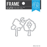 Hero Arts - Frame Cuts - Dies - Magical Forest