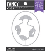 Hero Arts - Fancy Dies - Rainbow Window