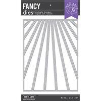 Hero Arts - Fancy Dies - Rays of Color Window