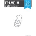 Hero Arts - Frame Cuts - Dies - Color Layering Chipmunk