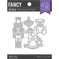 Hero Arts - Fancy Dies - Vintage Toys