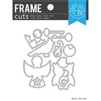 Hero Arts - Frame Cuts - Dies - Steampunk Holiday