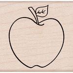 Hero Arts - Woodblock - Wood Mounted Stamps - Back to School