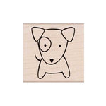 Hero Arts - Friendly Critters Collection - Woodblock - Wood Mounted Stamps - Bark