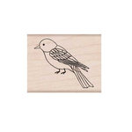 Hero Arts - Woodblock - Wood Mounted Stamps - Illustrated Bird