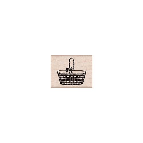 Hero Arts - Woodblock - Wood Mounted Stamps - Picnic Basket