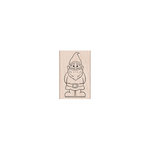 Hero Arts - Woodblock - Wood Mounted Stamps - Garden Gnome